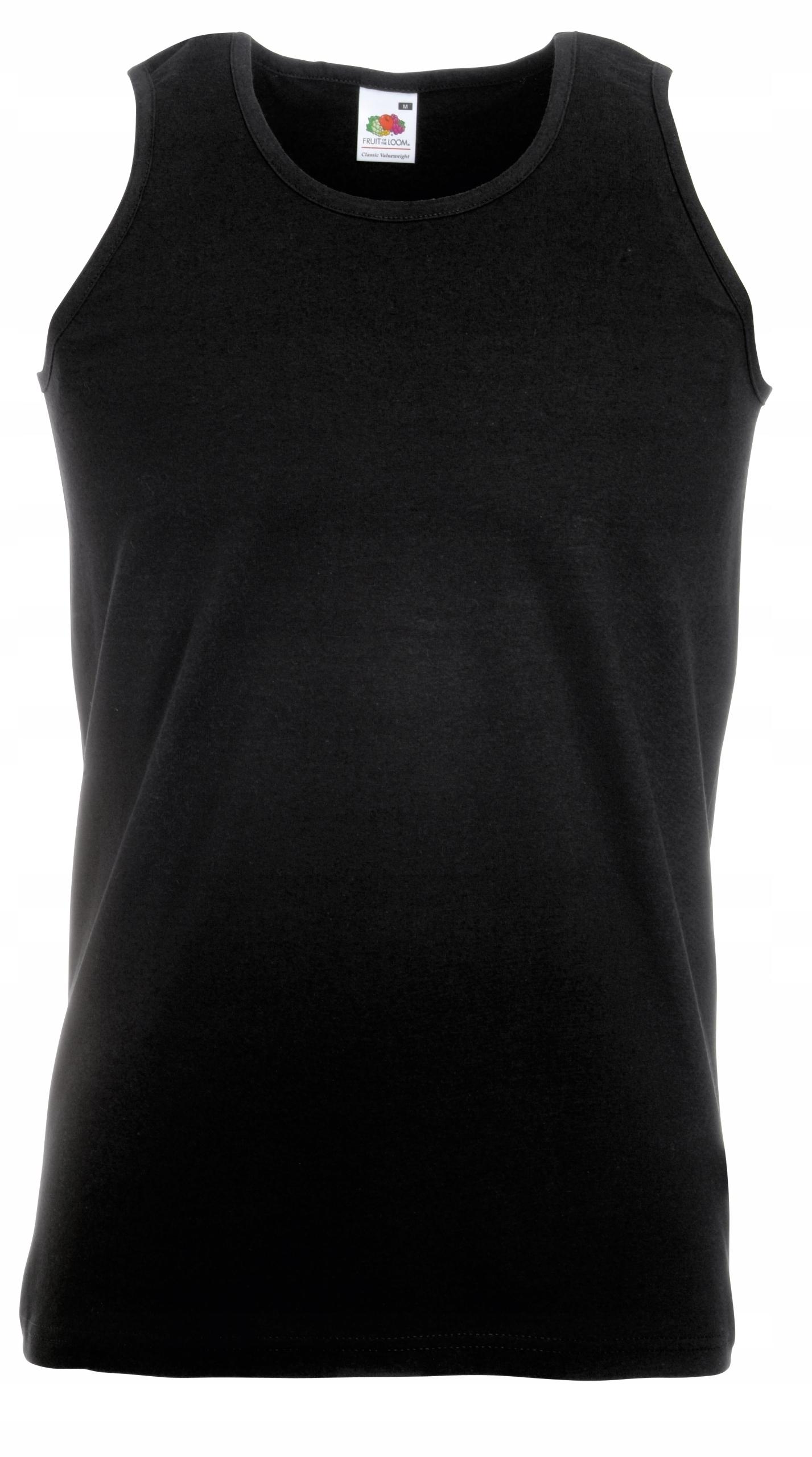 FRUIT OF THE LOOM BOKSERKA Athletic Vest CZAR 5XL