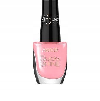 Astor Quick & Shine lakier do paznokci 205 Blo