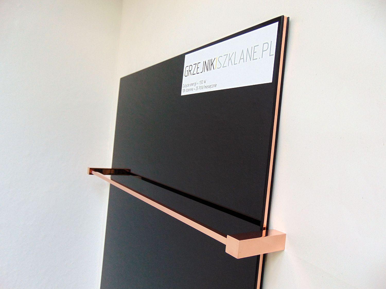 Grzejnik Szklany Dekoracyjny Elektryczny 7244261206