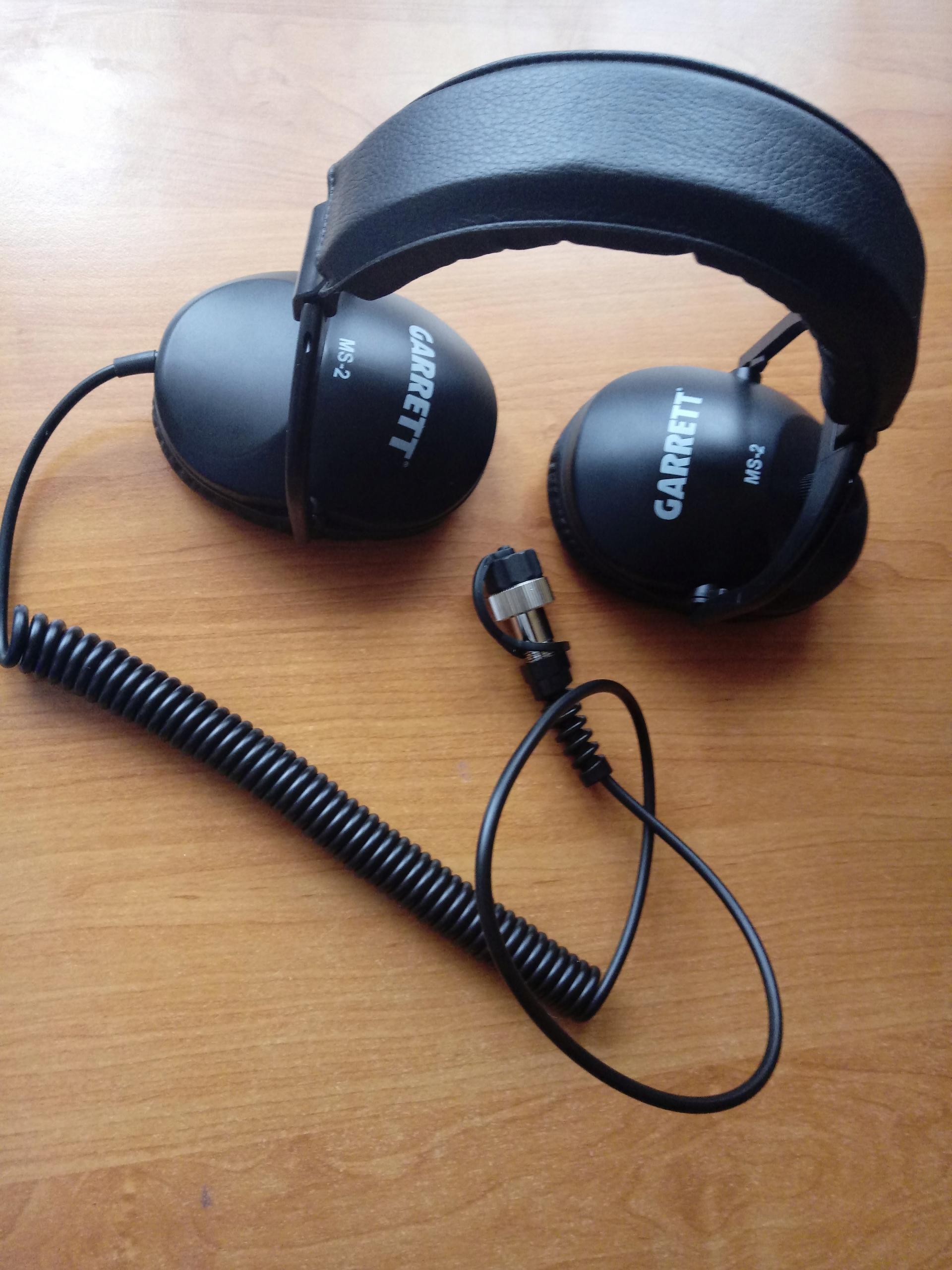 Słuchawki GARRETT nowe