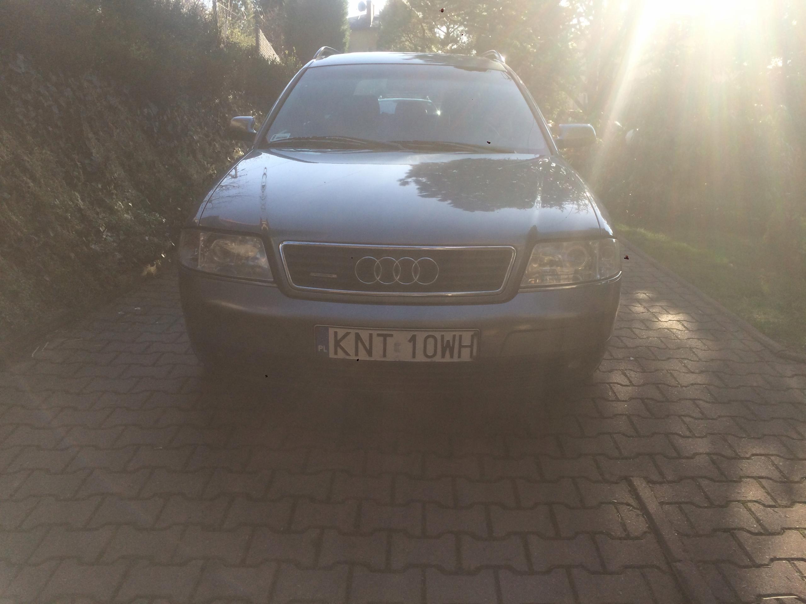 Audi a6 2000r 1,8 T quattro