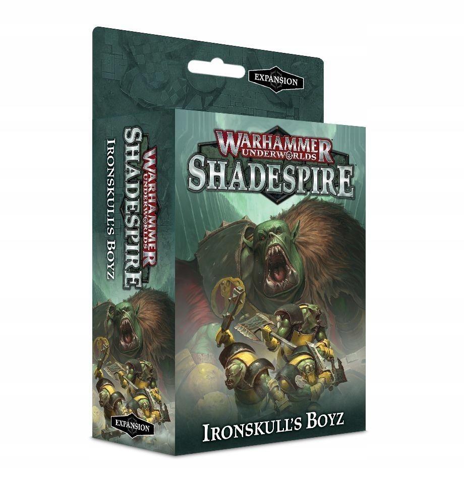 Warhammer Underworlds: Shadespire - Ironskull's Bo