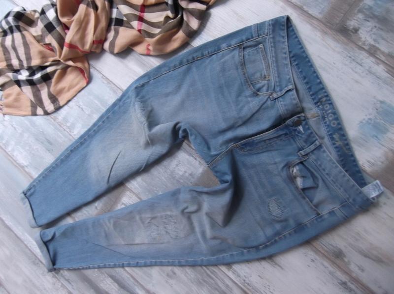 MARKS SPENCER__spodnie BOYFRIEND RURKI jeans_40/42