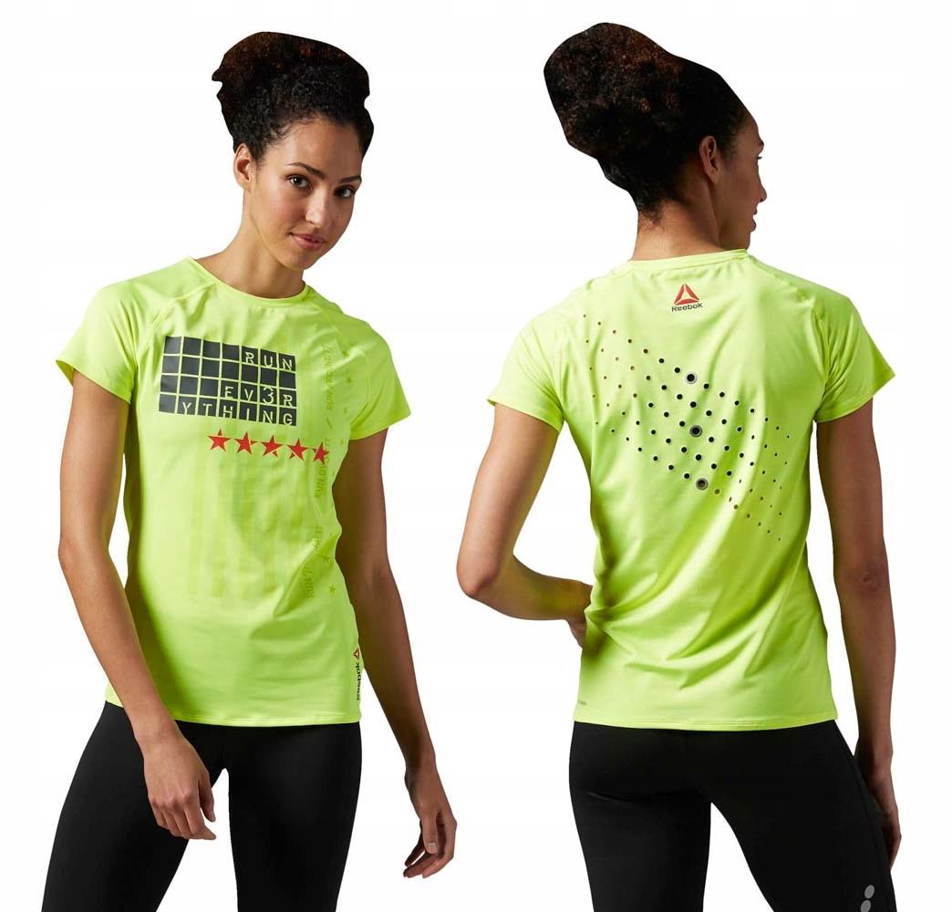 Reebok One Series Tee koszulka biegowa damska - XS