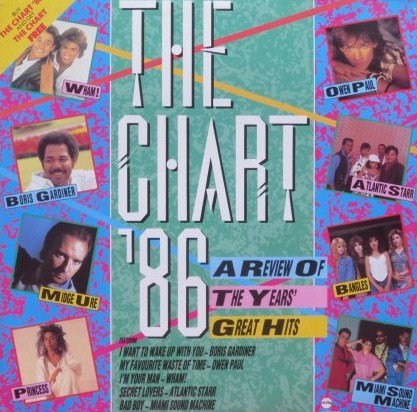 THE CHART 86