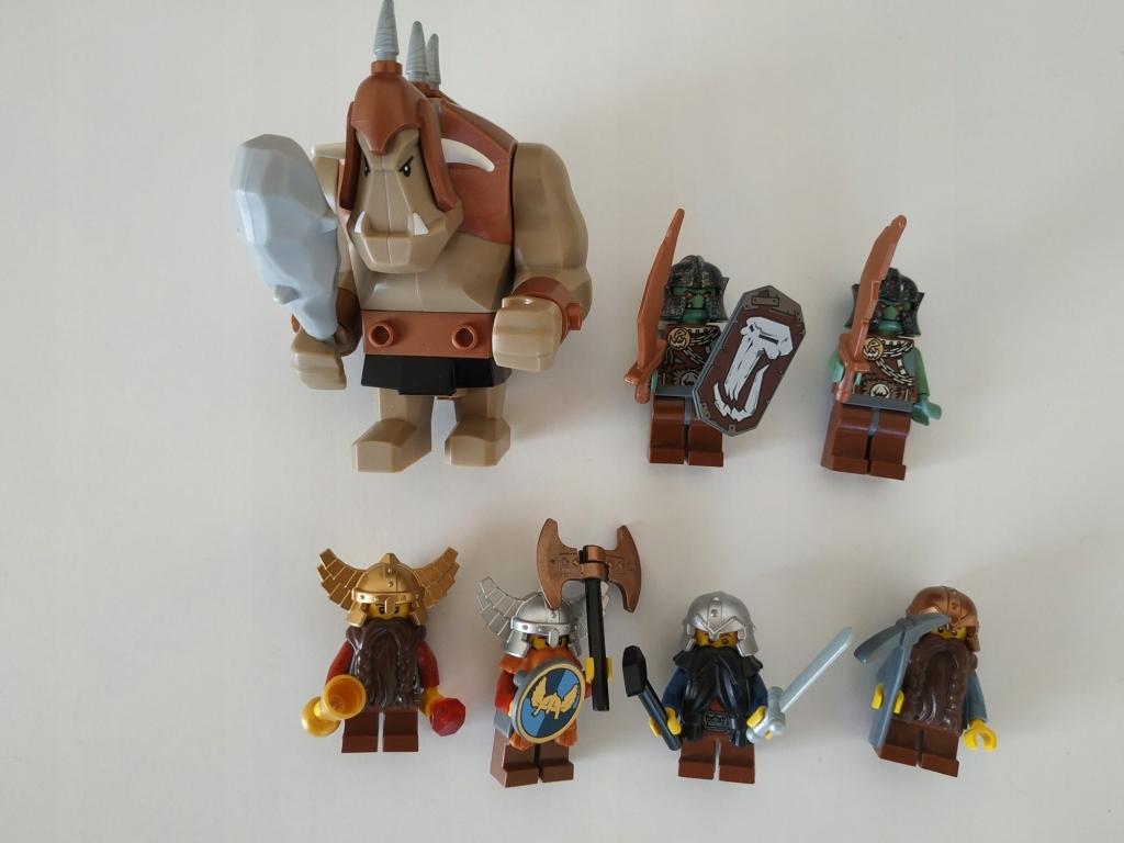 LEGO Castle - Kopalnia krasnali 7036 Ludziki