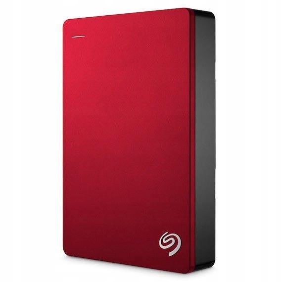 Seagate Backup Plus 5TB 2,5'' STDR5000203 czerwony