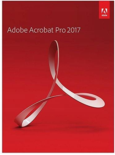 Program Adobe Acrobat Pro v.2017 PL Win Ret 1stan