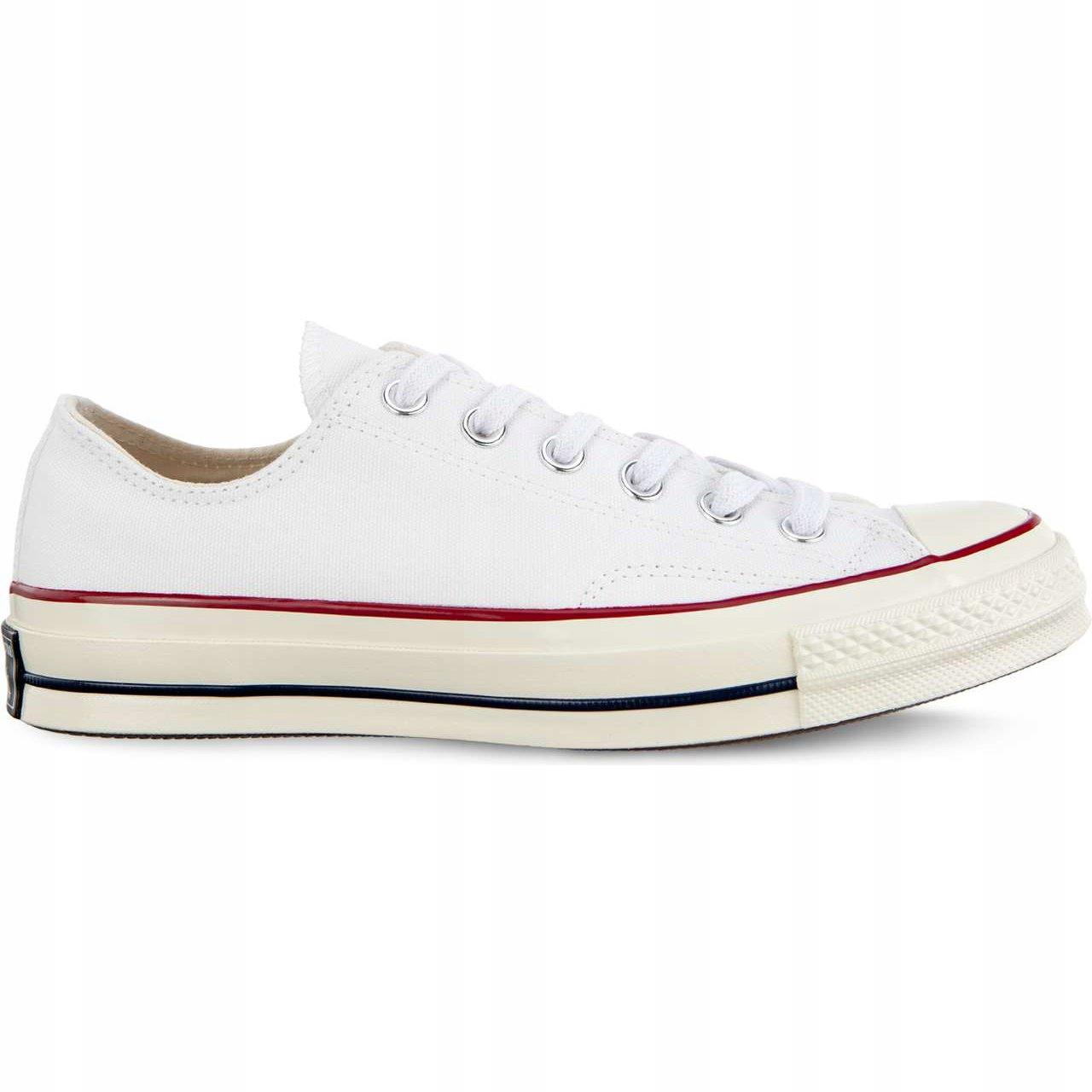 Converse trampki damskie białe tekstylne r.36,5