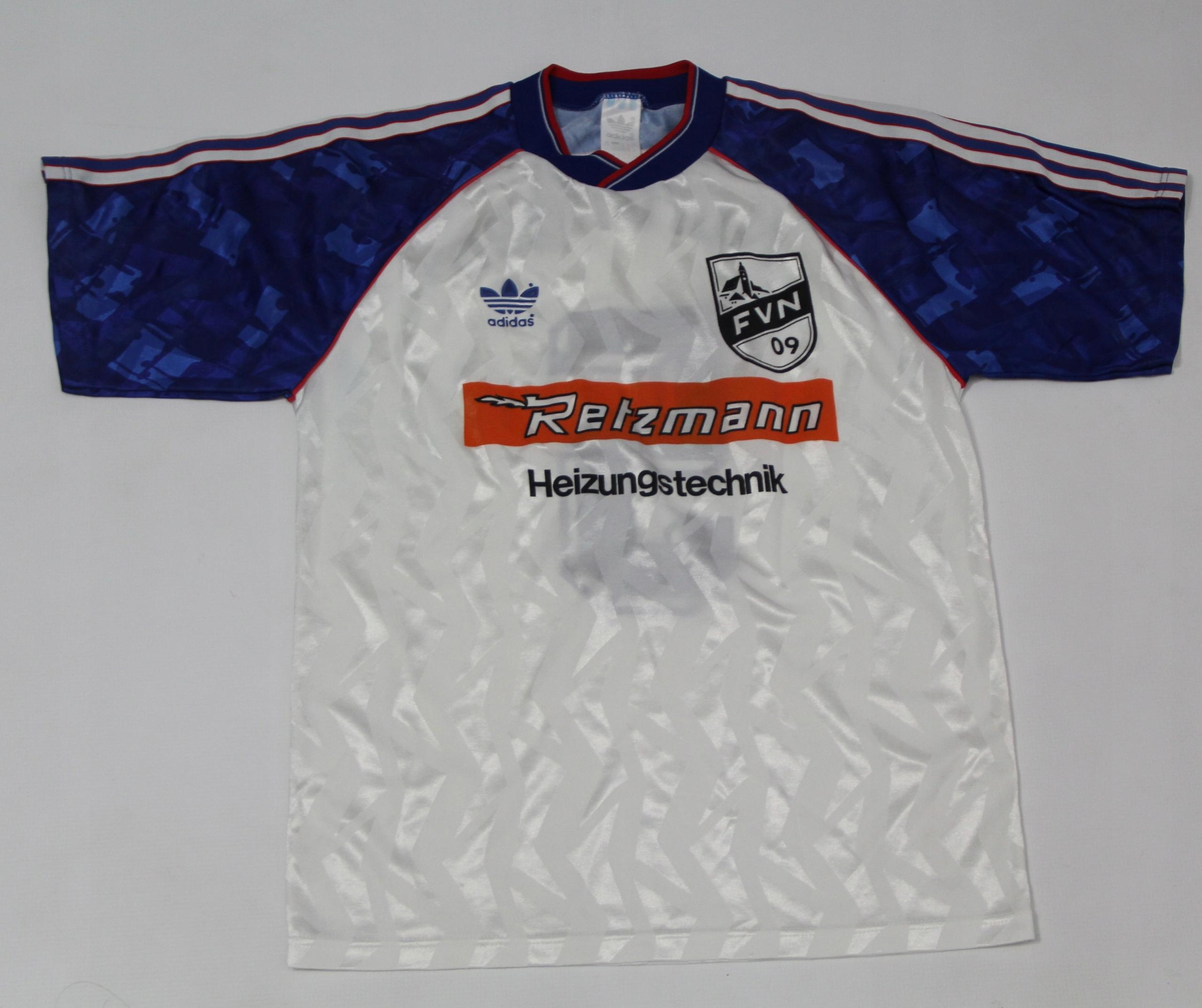 KoszulkaAdidas FVN 09 Nurtingen Nr-5 __U.K.__