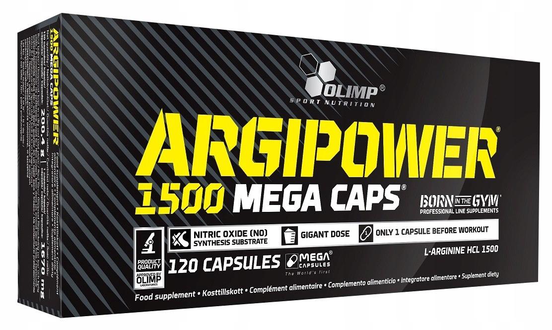 ARGI POWER - OLIMP 1500 mg - LICYTUJ