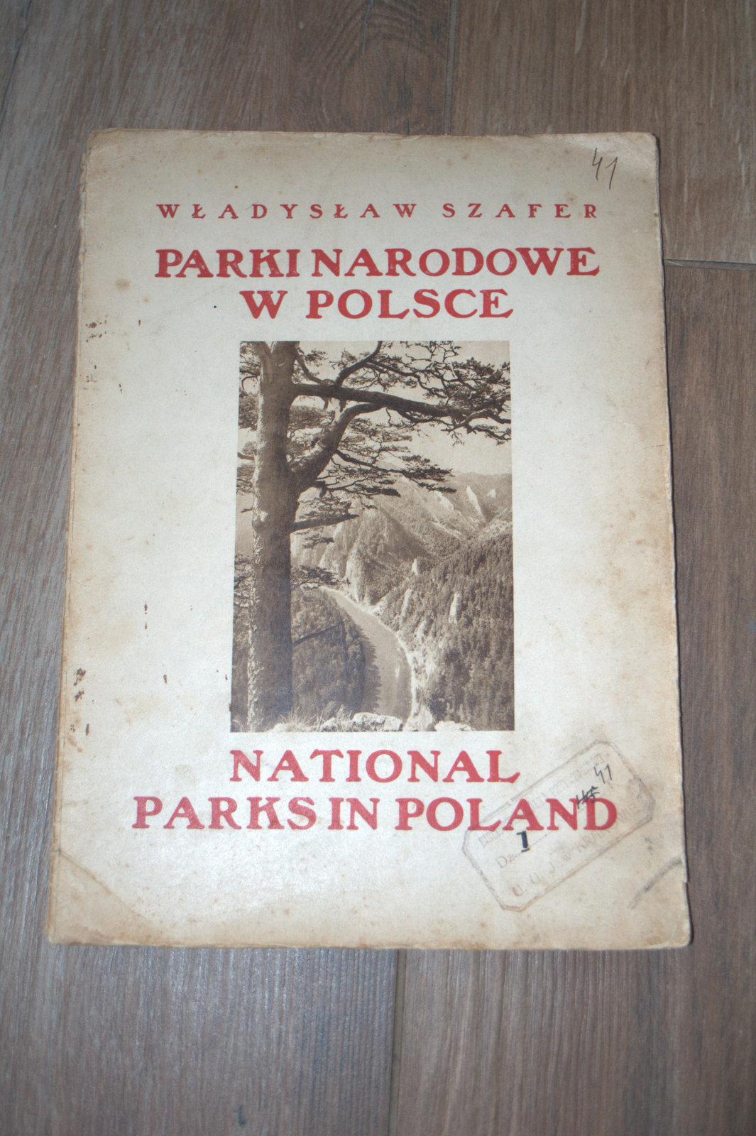 Parki Narodowe W Polsce Wszafer 1929
