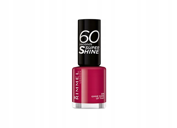 Rimmel 60 Seconds Lakier - 335 Gimme Some Of That