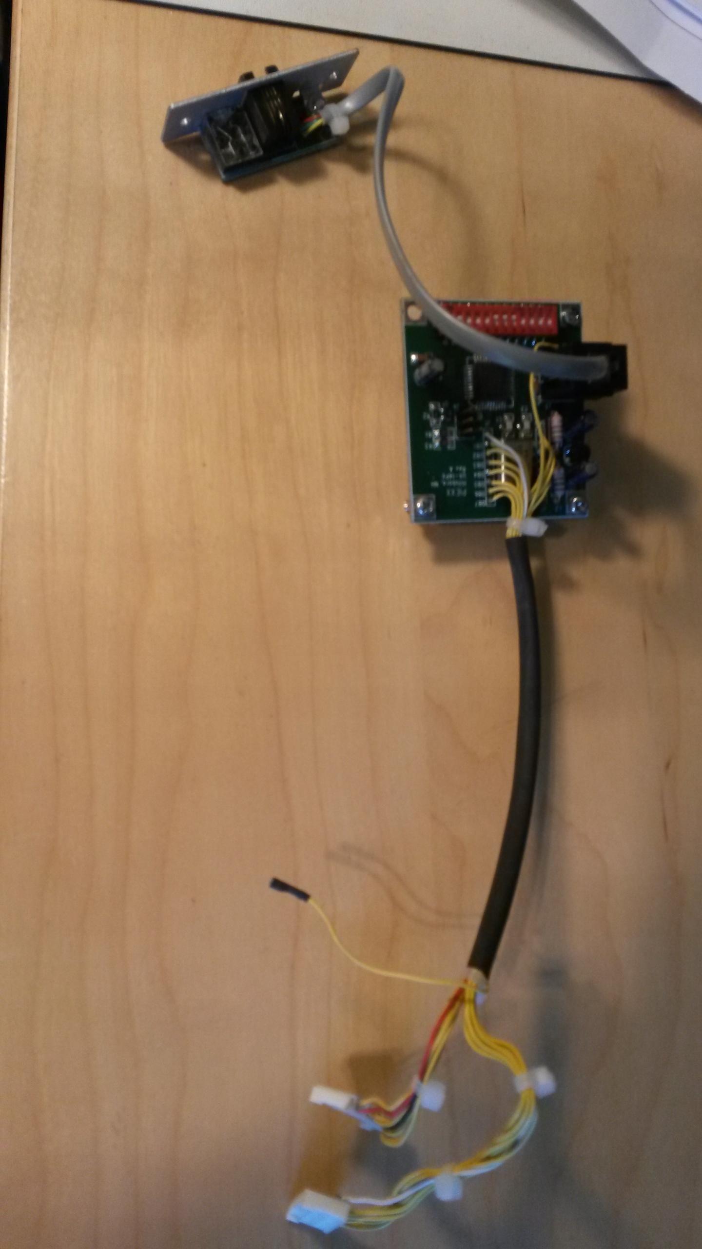 ICOM IC-751A UX-14px PIEXX Moduł komunikac. RS232
