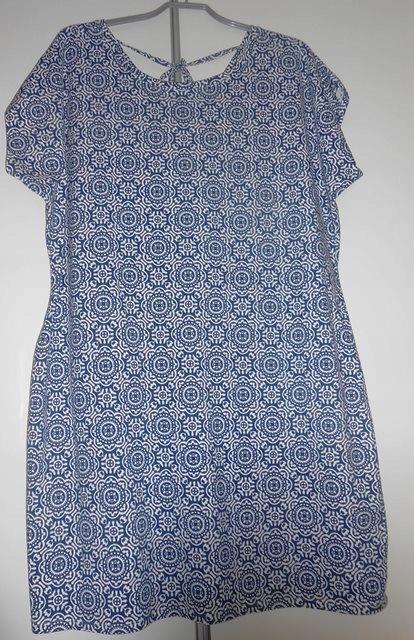 C&A - dresses Yessica bawełna ! melanż 46/48
