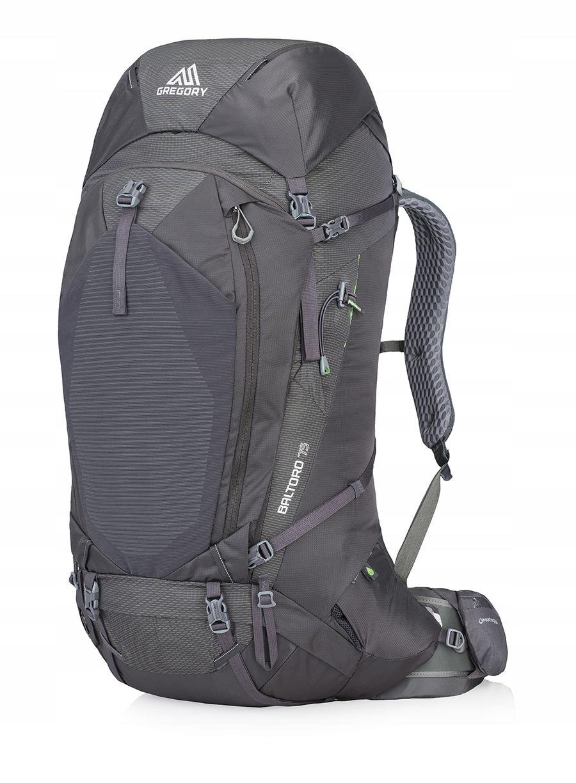 Plecak Gregory BALTORO 75 - ONYX BLACK/ rozmiar M