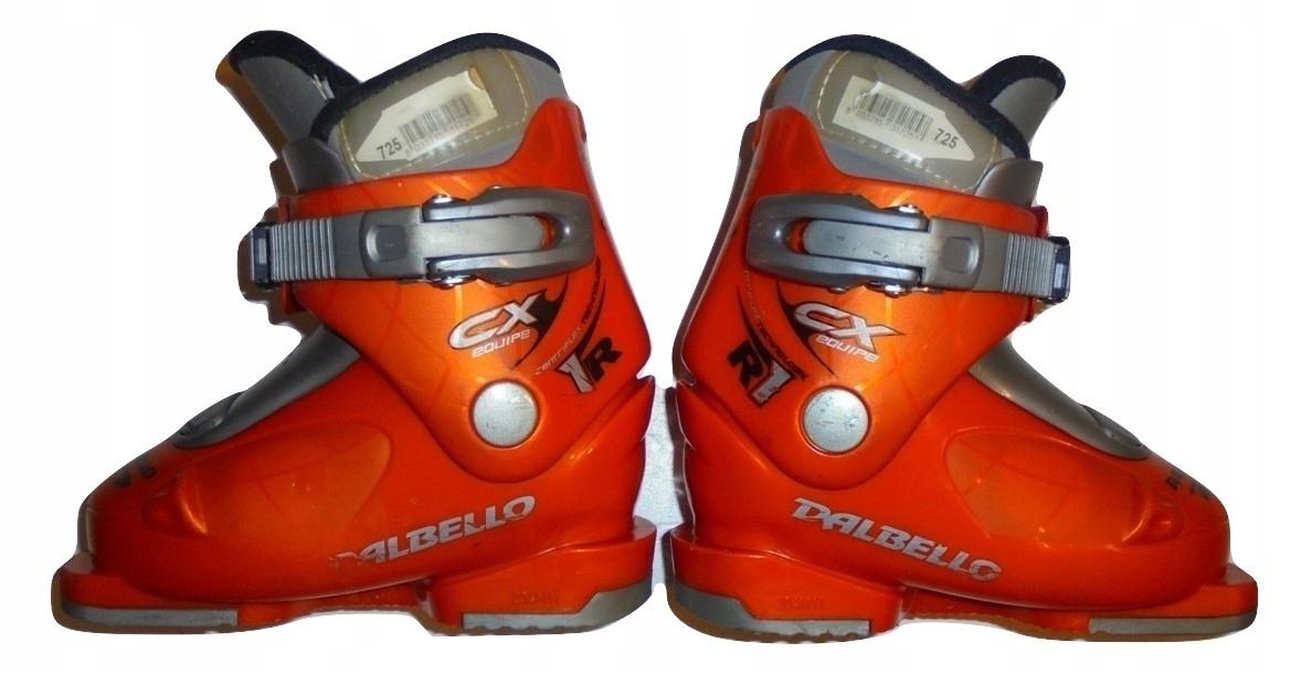 Buty narciarskie DALBELLO CX EQUIPE 1 roz 16,5(26)