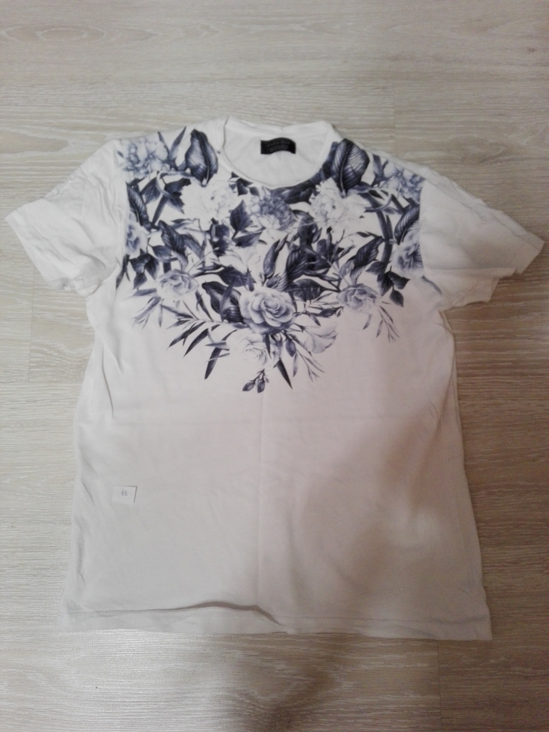 Zara Man t-shirt rozm. S (38)