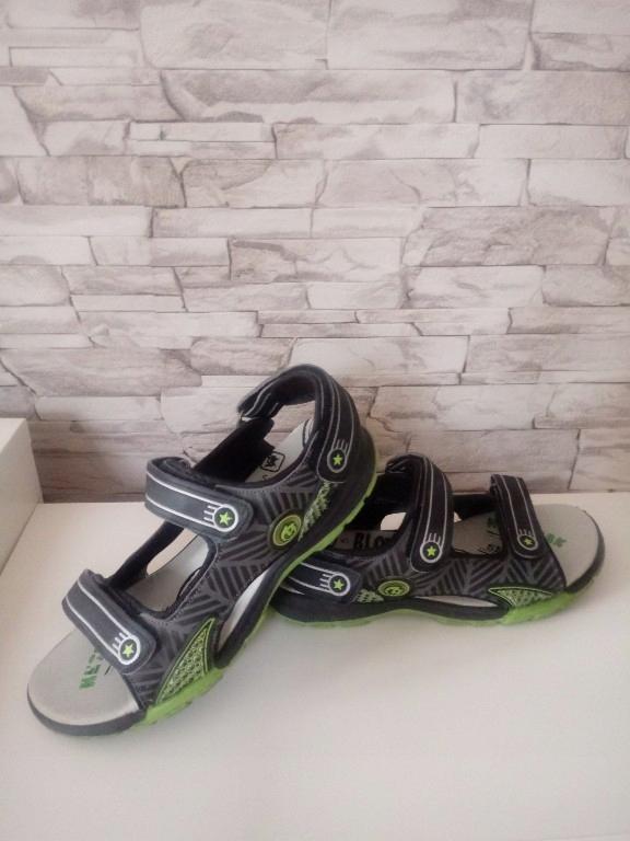 Zara sandałki 37/38 dla chłopca
