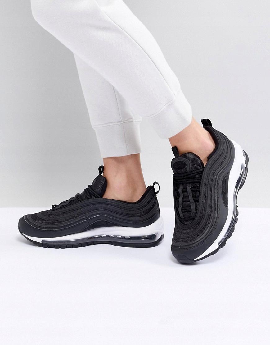 Buty damskie sneakersy Nike Air Max 97 Black 921733 006