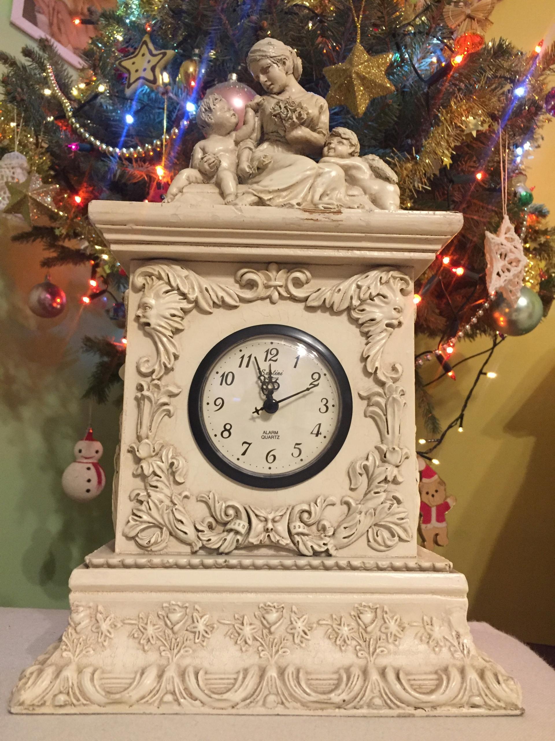 Zegar Stylizowany Stojącyna Kominek Polecam 7925931061