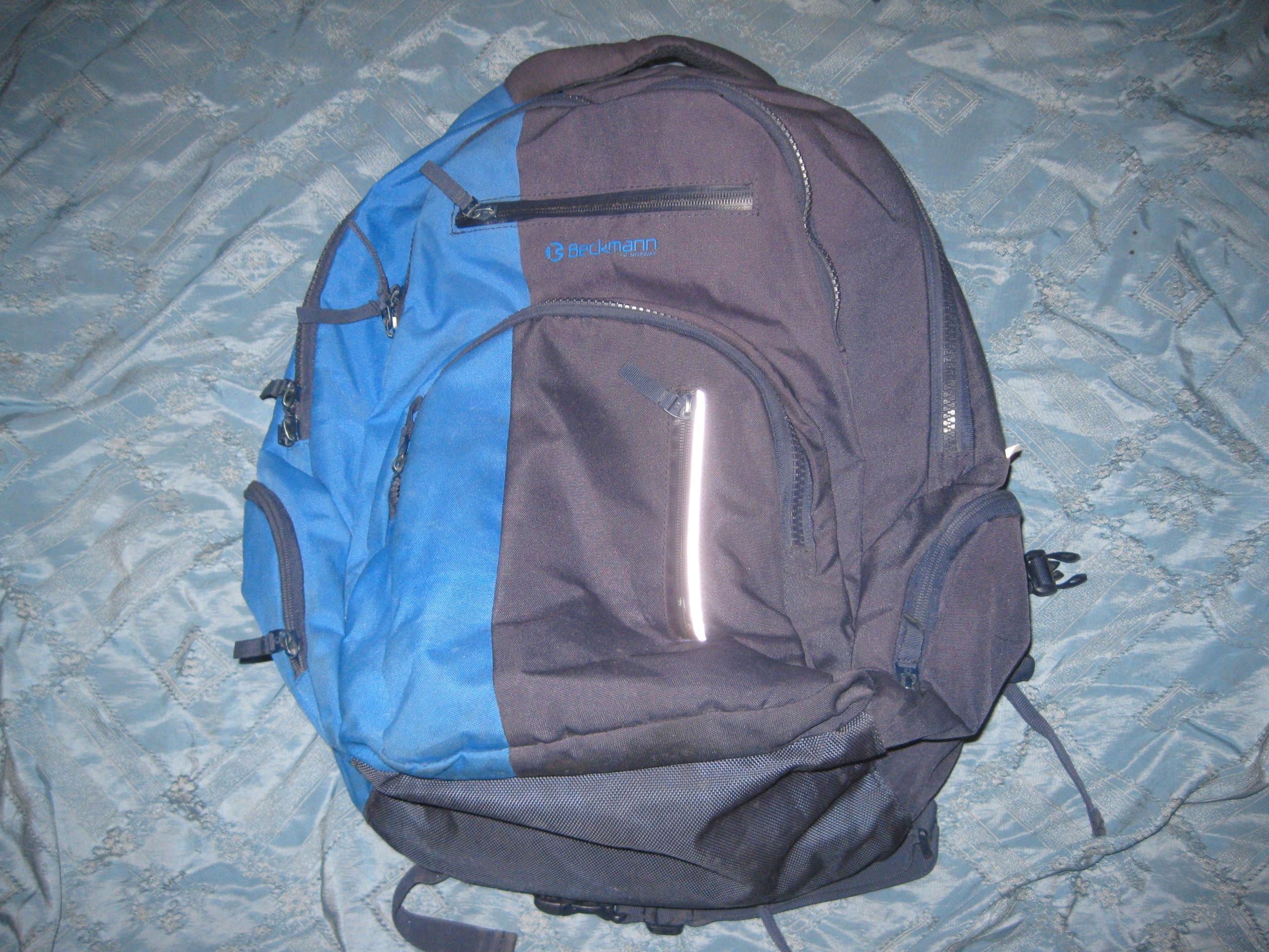 BECKMAN of norge plecak miejski turystyczny 40 L