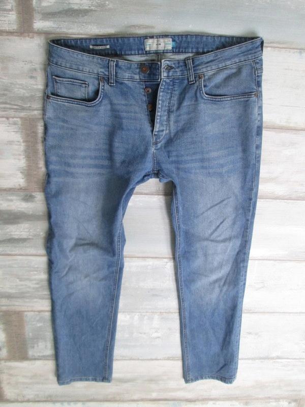 NEXT___SKINNY RURKI jeans męskie___W38L32