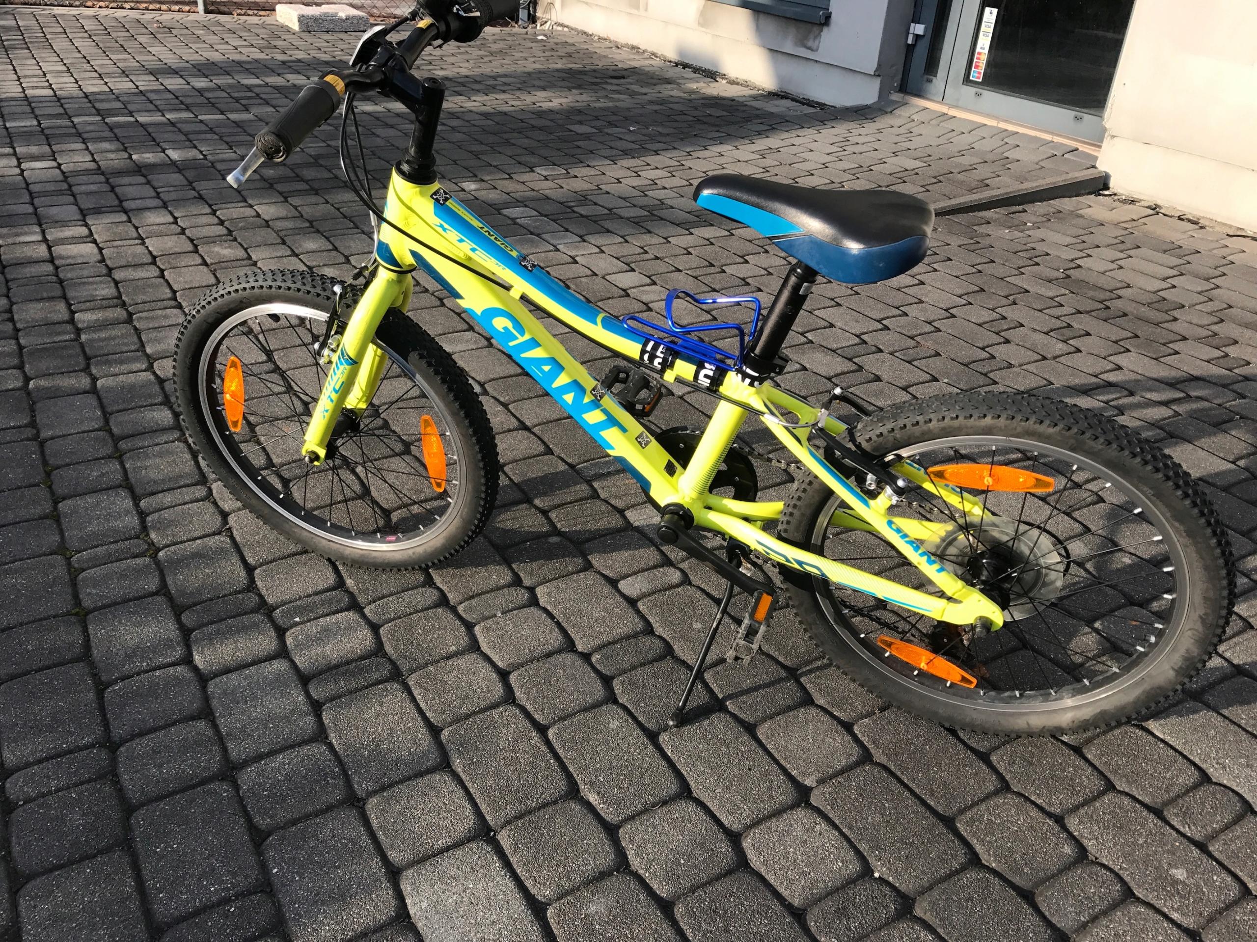 Rower dla dzieci Giant XTC JR 20 - stan idealny
