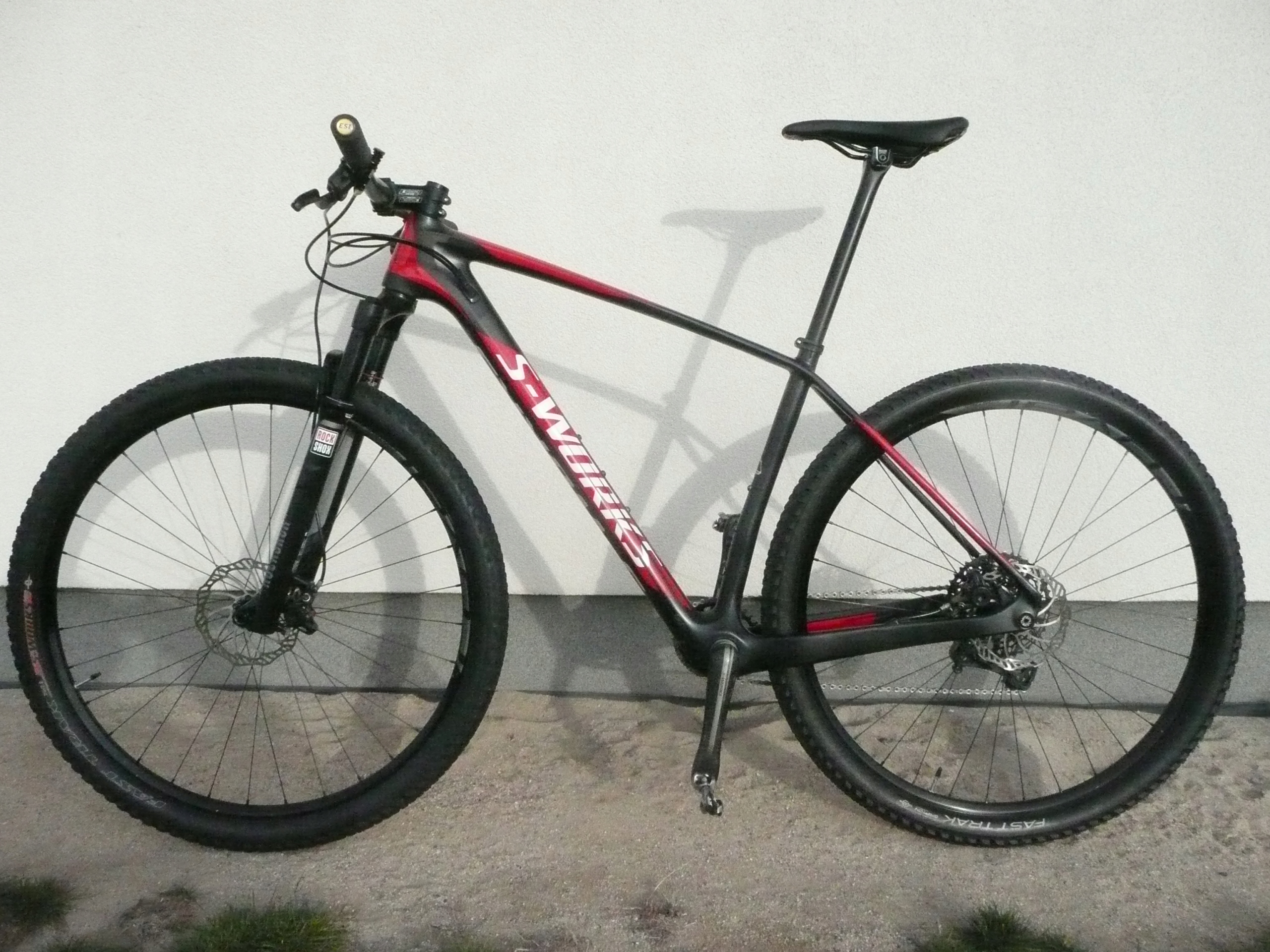 Rower specialized s-works stumpjumper L