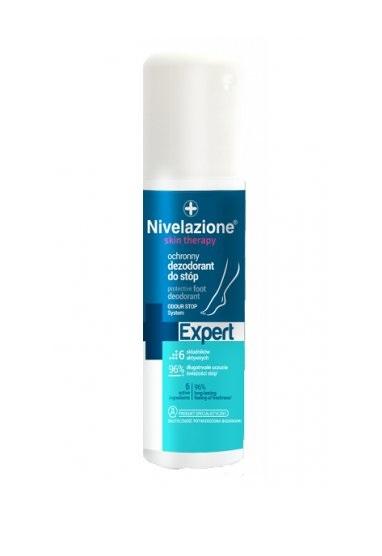 Nivelazione Med Expert ochronny dezodorant do stóp