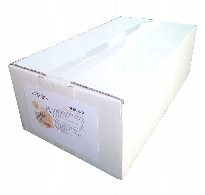 Apikand ciasto - opakowanie 15kg Łysoń