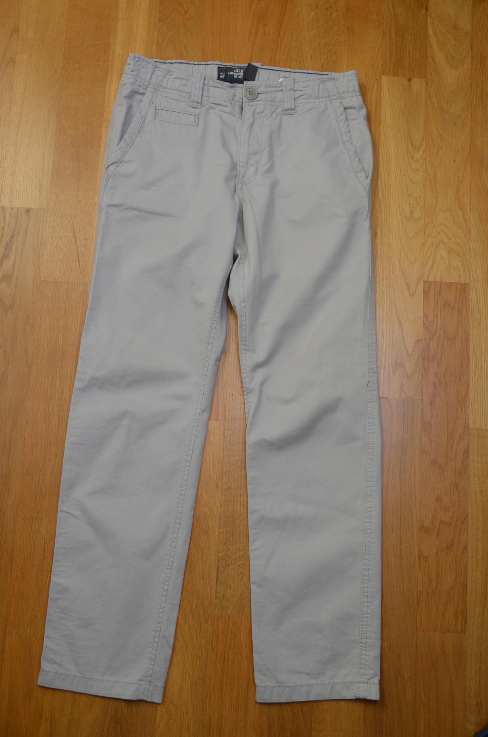 Spodnie chłopięce H&M, rozmiar 152 cm