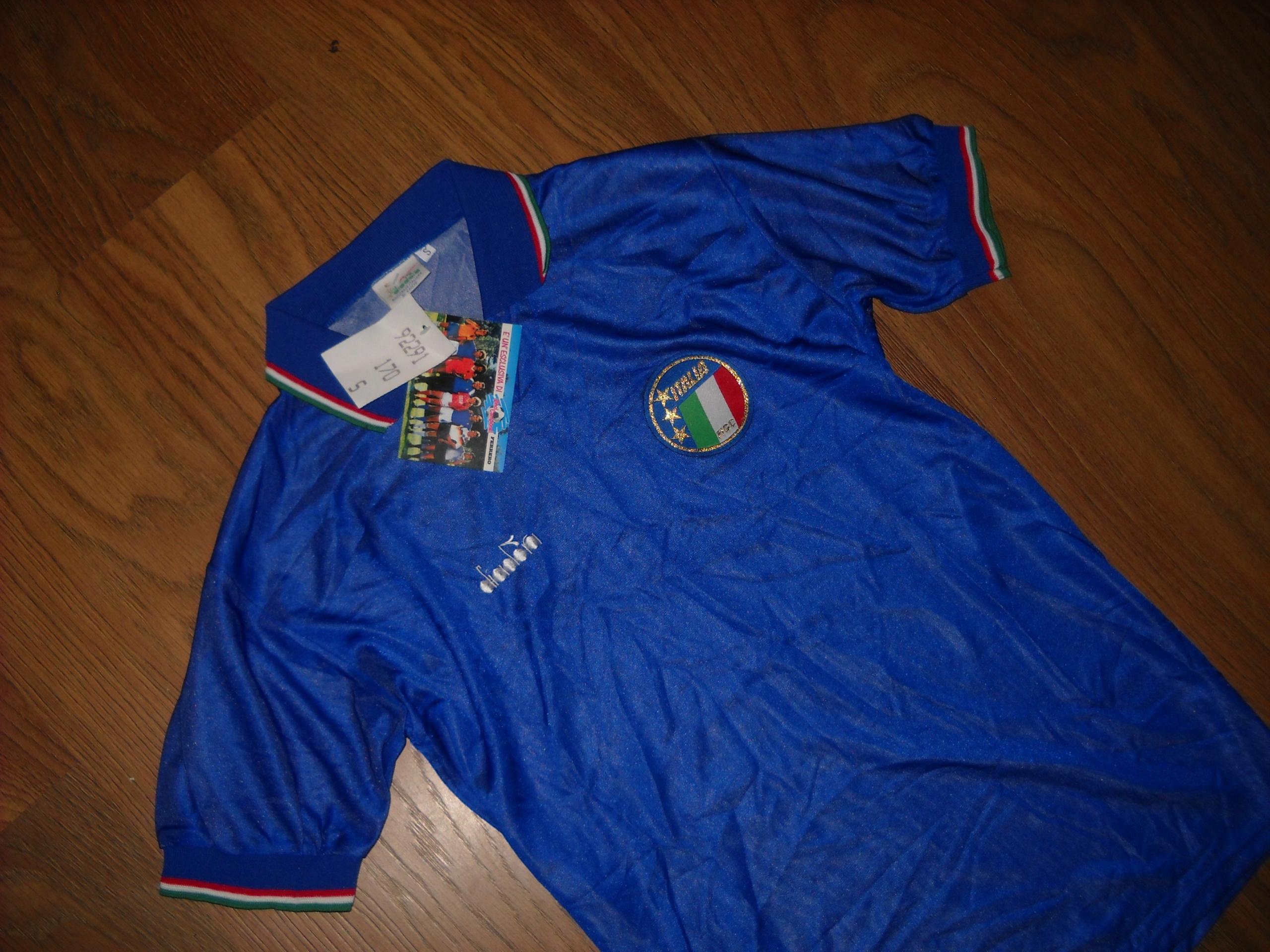 ITALIA NOWA Z METKAMI MUNDIAL 1990 S UNIKAT