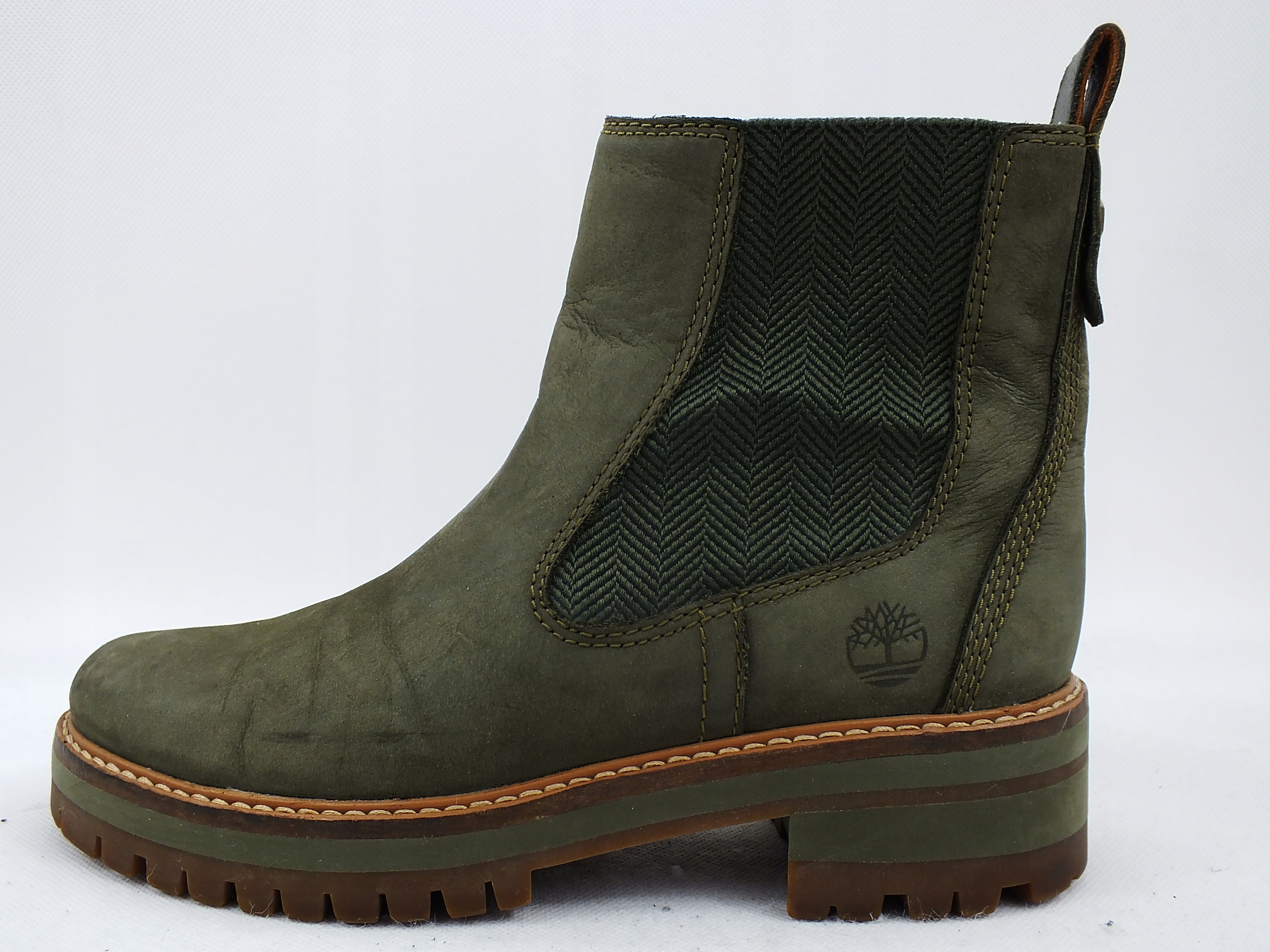 TIMBERLAND COURMAYEUR VALLEY CHELSEA Botki r.37.5