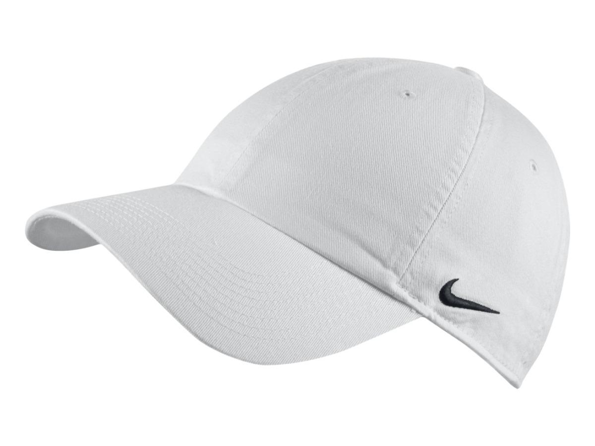 uznane marki stabilna jakość autentyczna jakość CZAPKA NIKE Z DASZKIEM MĘSKA biała BEJSBOLÓWKA - 7402124939 ...