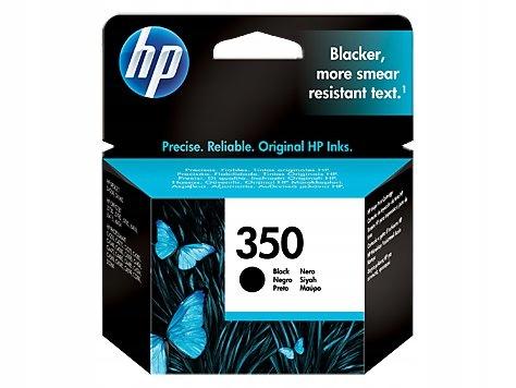 HP INC. Tusz nr 350 Czarny CB335EE