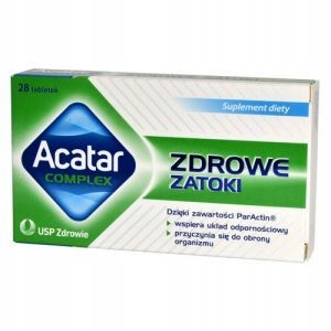 Acatar Complex tabletki 28 sztuk