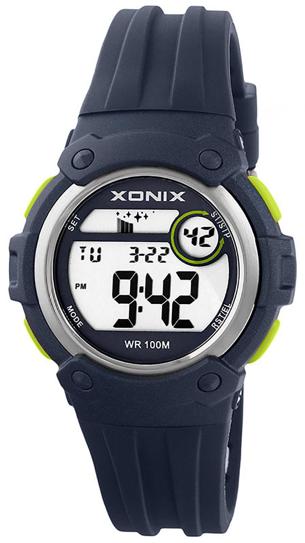 74a80377cc6f66 KP-007 Xonix PREZENT Wodoodporny Zegarek Dziecięcy - 7251503253 ...