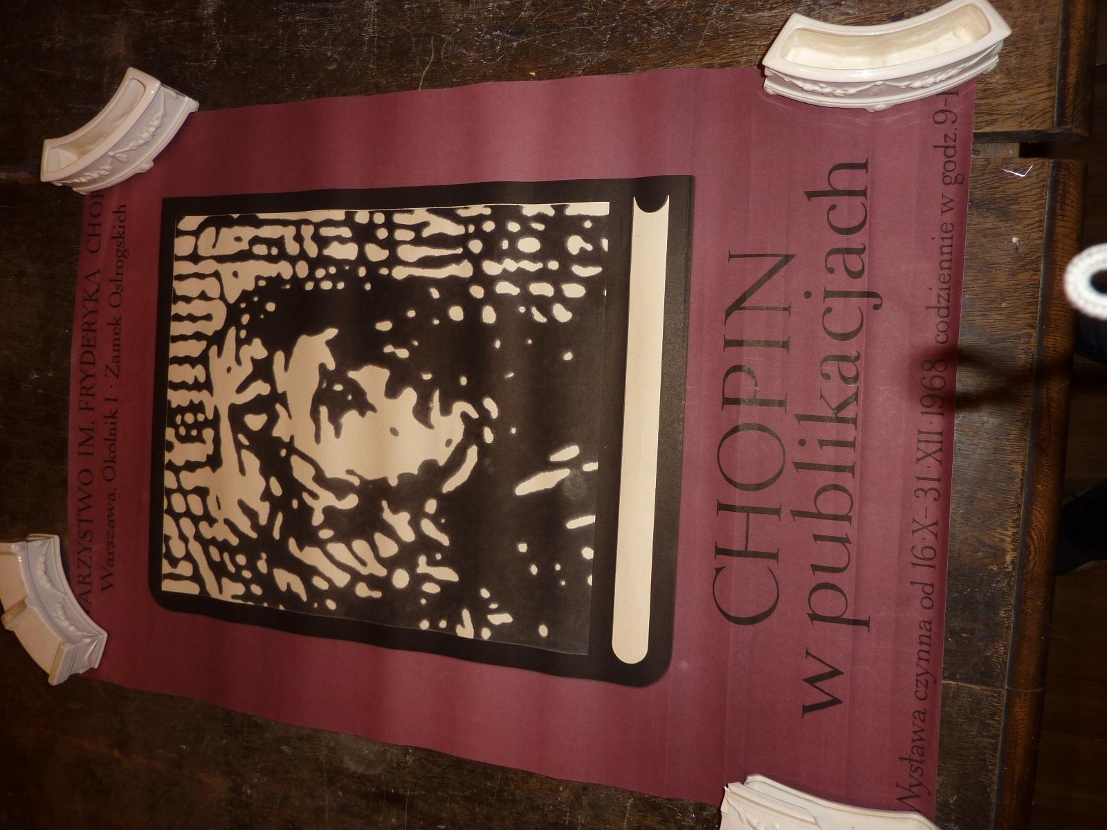 CHOPIN W PUBLIKACJACH 1968