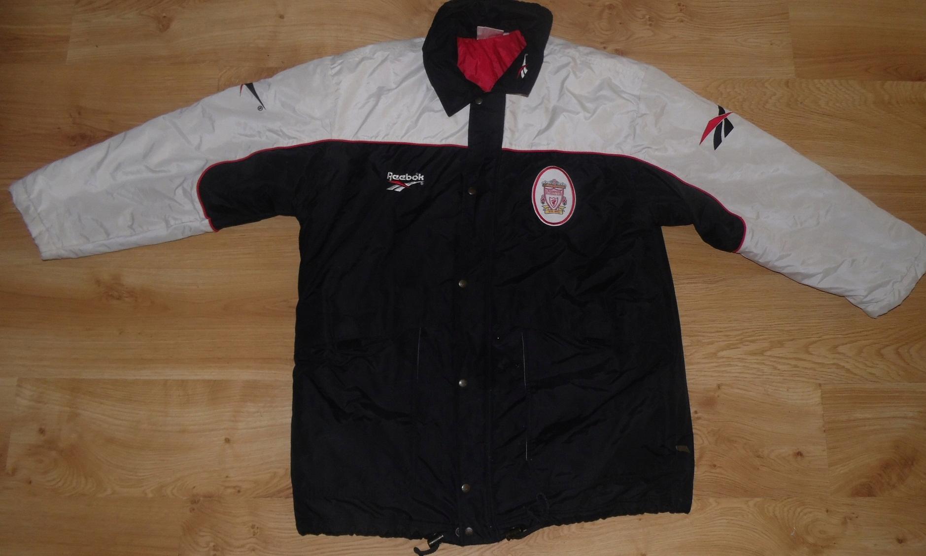 Kurtka Reebok FC Liverpool 1996/1997 Retro XL
