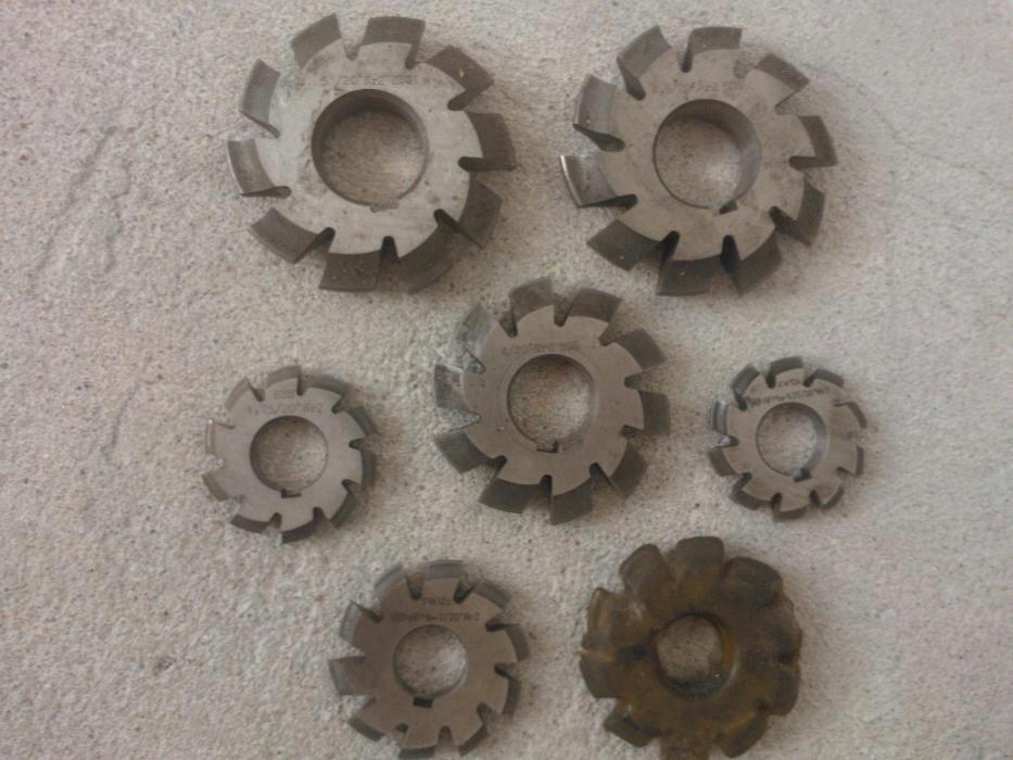 7sztFrezy krążkowe modułowe 5 4,5 4 2,75 2 1,75/20