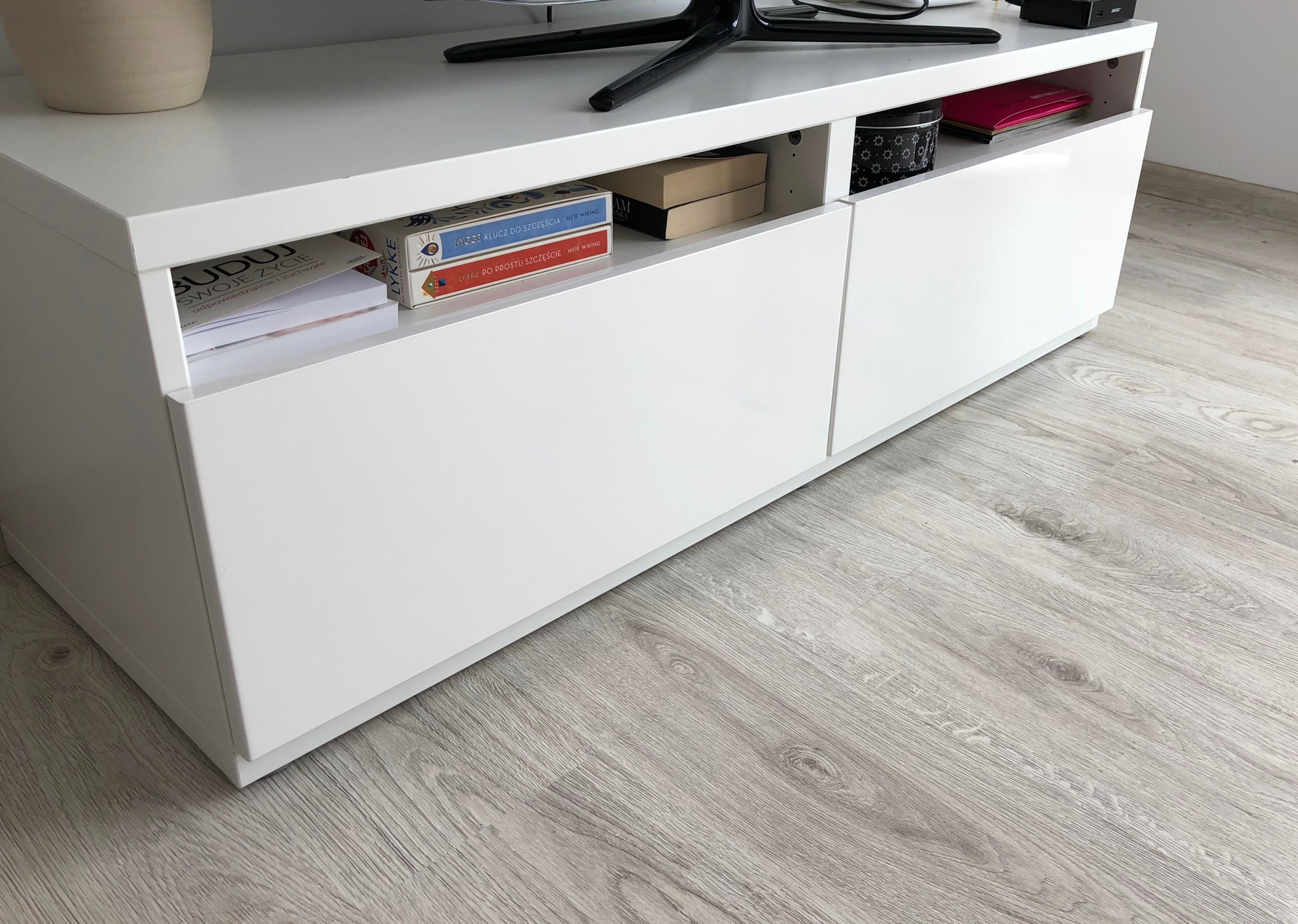 Szafka Pod Tv Ikea 7644547774 Oficjalne Archiwum Allegro