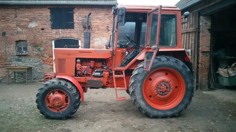 Belarus MTZ 82 1989r 3300mth 4x4 BDB