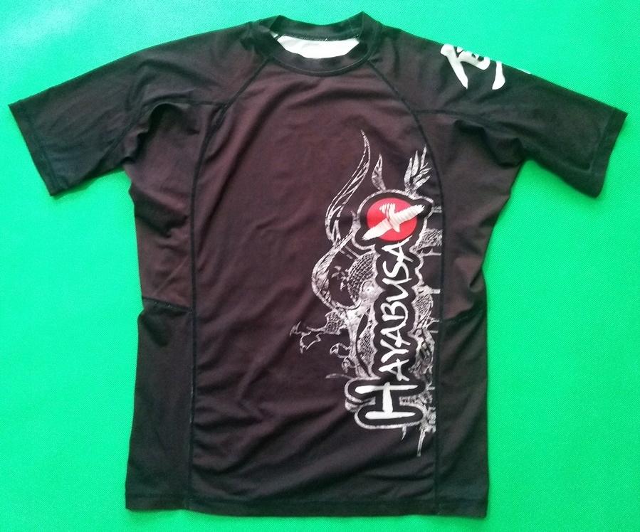 Koszulka mma Hayabusa r. LG