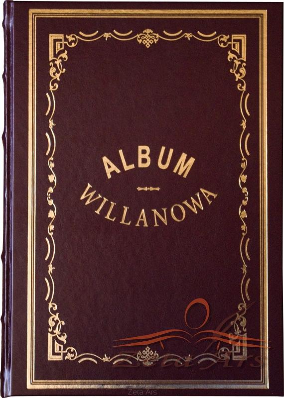 Willanów Album widoków i pamiątek reprint 1877