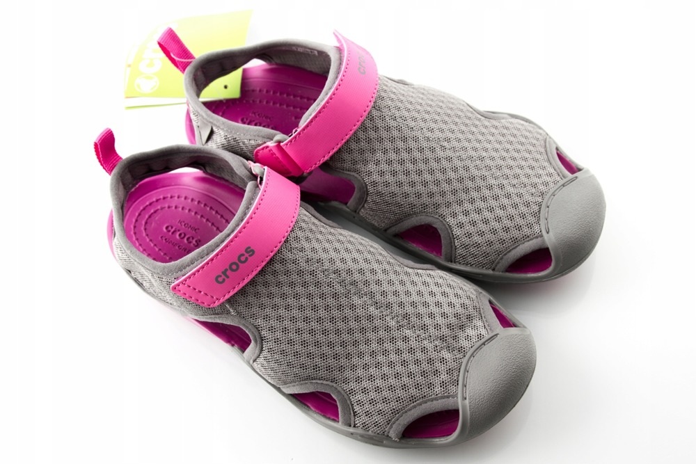 Sandały CROCS SWIFTWATER MESH do wody r 34/35