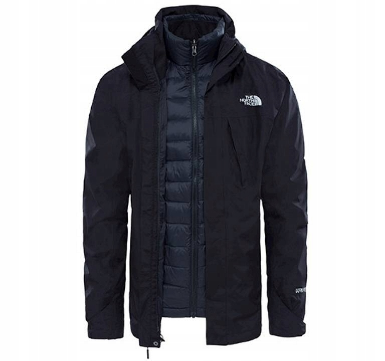 Kurtka The North Face Mountain Light Triclimate