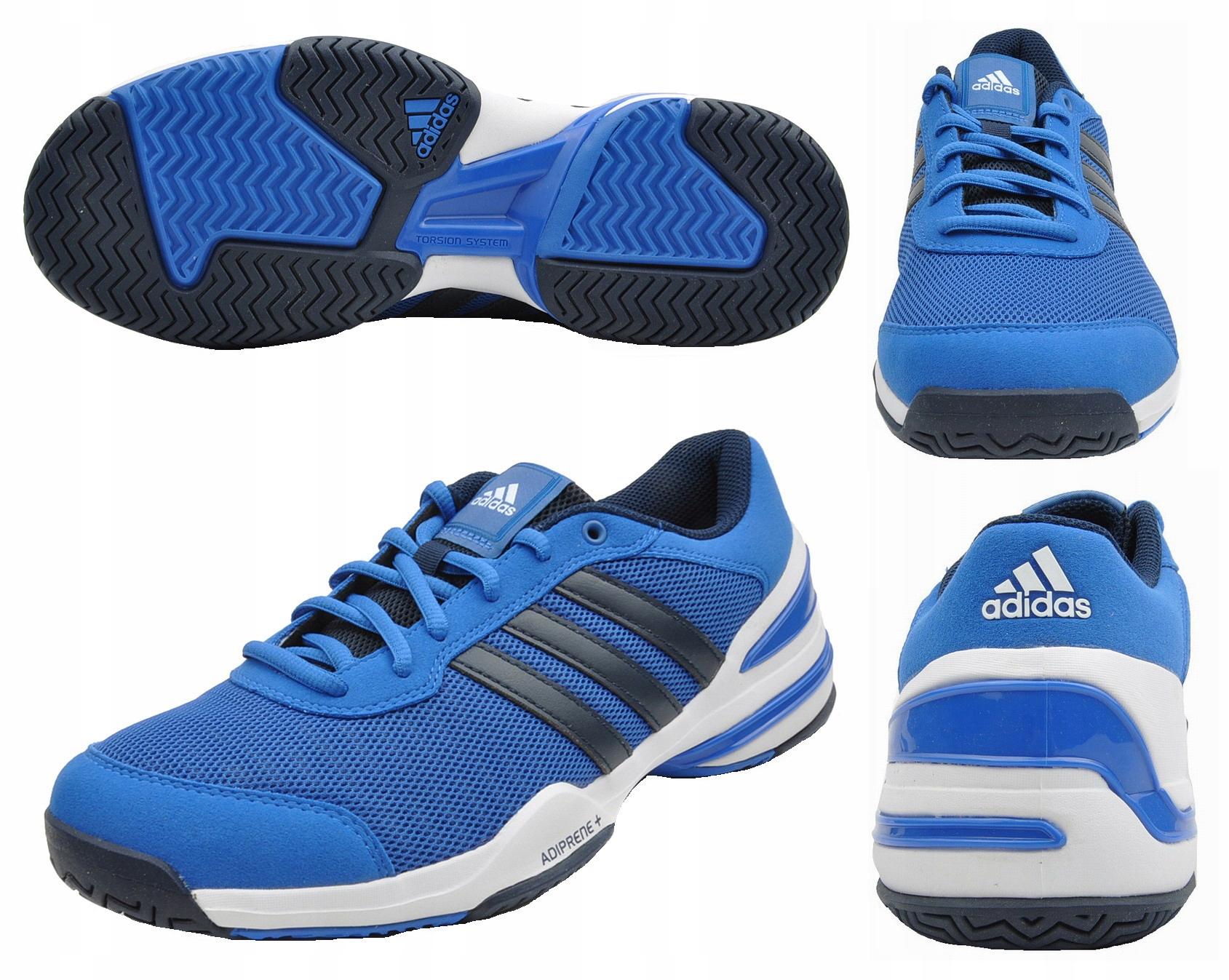Adidas Rally Oop buty tenisowe męskie 44 23