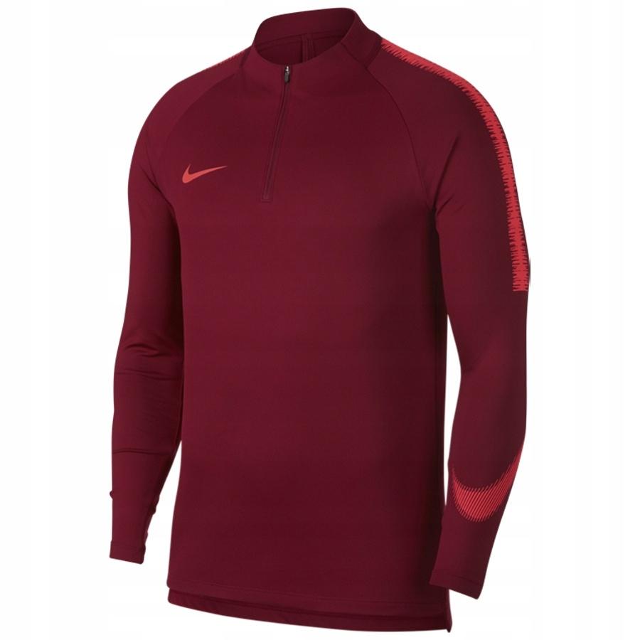Bluza piłkarska Nike M NK Dry SQD Dril Top 18 M