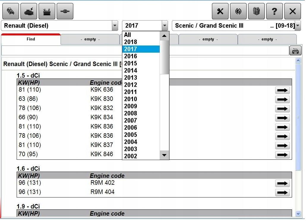 Nowoczesna architektura Interfejs diagnostyczny WoW Snooper BLACK TCS VCI - 7740273755 DZ89